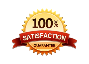 Satisfaction Guarantee 100%